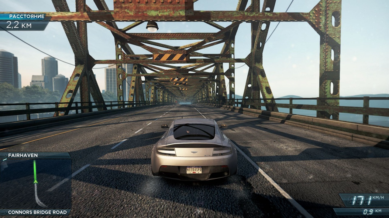 Need For Speed Most Wanted 2 2012