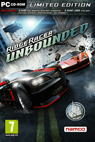 Ridge Racer Unbounded (Механики)