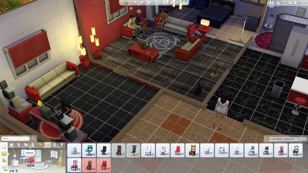 The Sims 4 скачать торрент бесплатно на PC: http://torrent10.ru/simulyatory-games/3364-the-sims-4.html