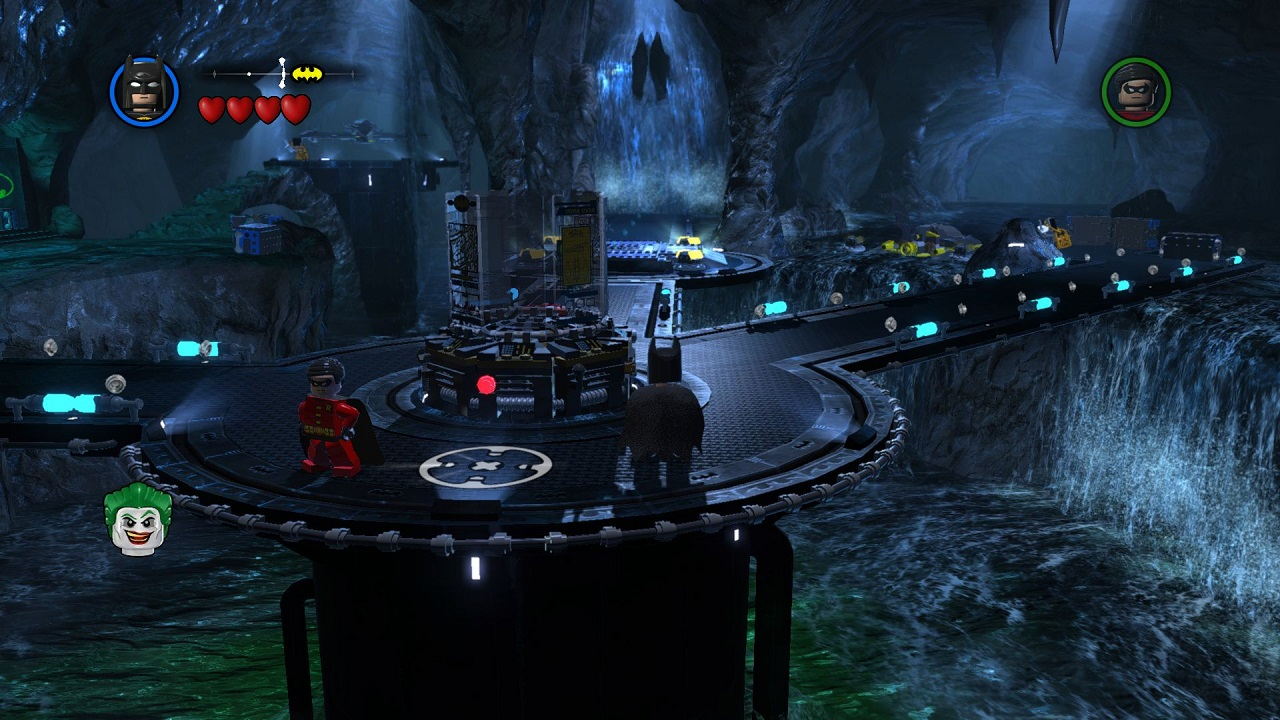 Скачать игру Бэтмен Лего на 2