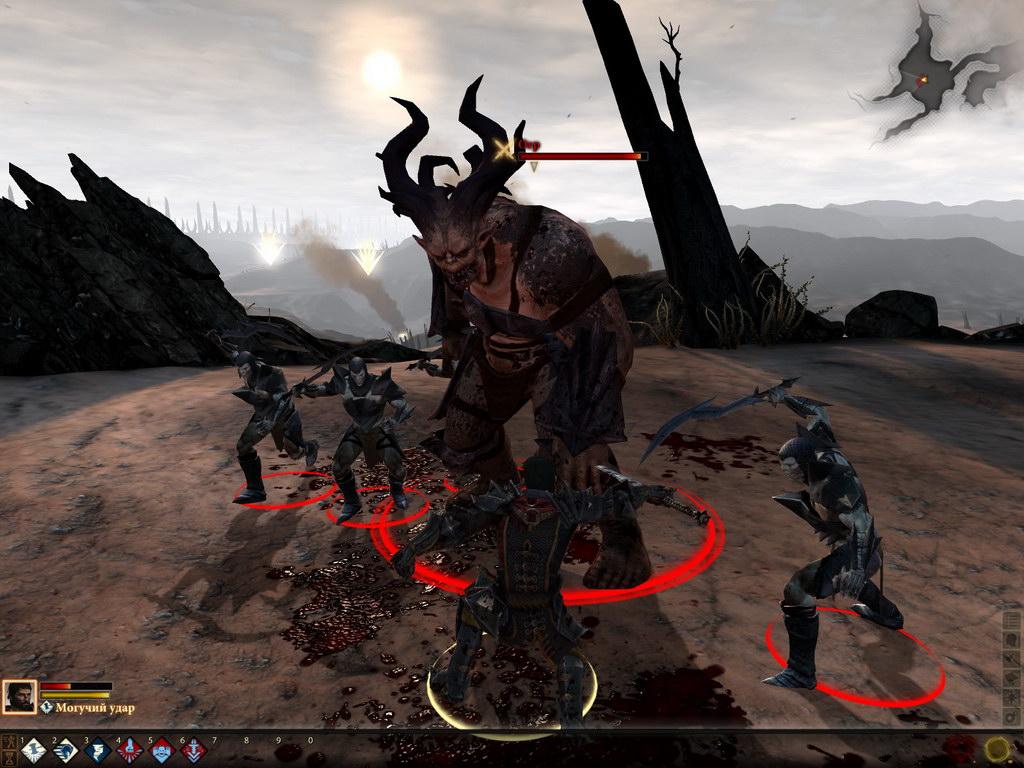 Скачать игру dragon age 2 механики через торрент prakard.
