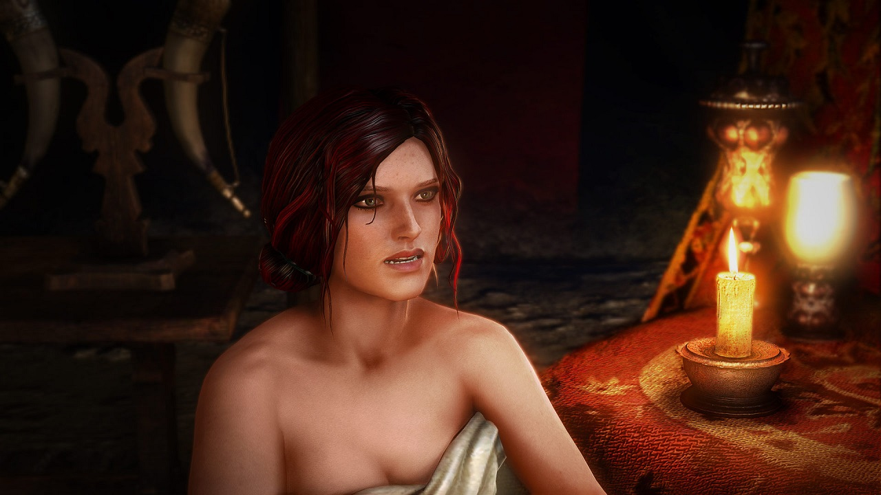 Witcher 2 nude mods erotic pic