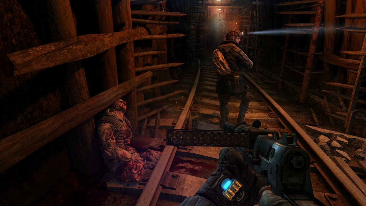 Rutor. Info:: metro: last light (2013) ps3.