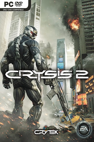 игра Crysis 2 скачать через торрент механики на русском - фото 6