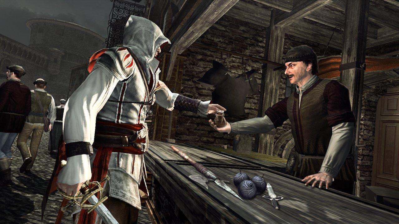 Assassin's creed: brotherhood [v 1. 03] (2011) пк скачать игру.