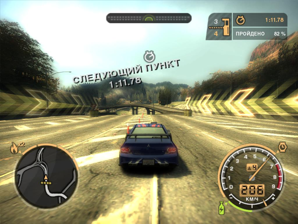 Играть Need For Speed Shift