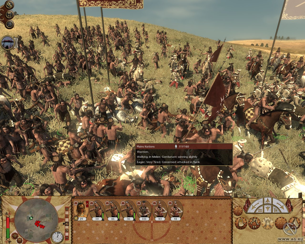 Игра empire total war