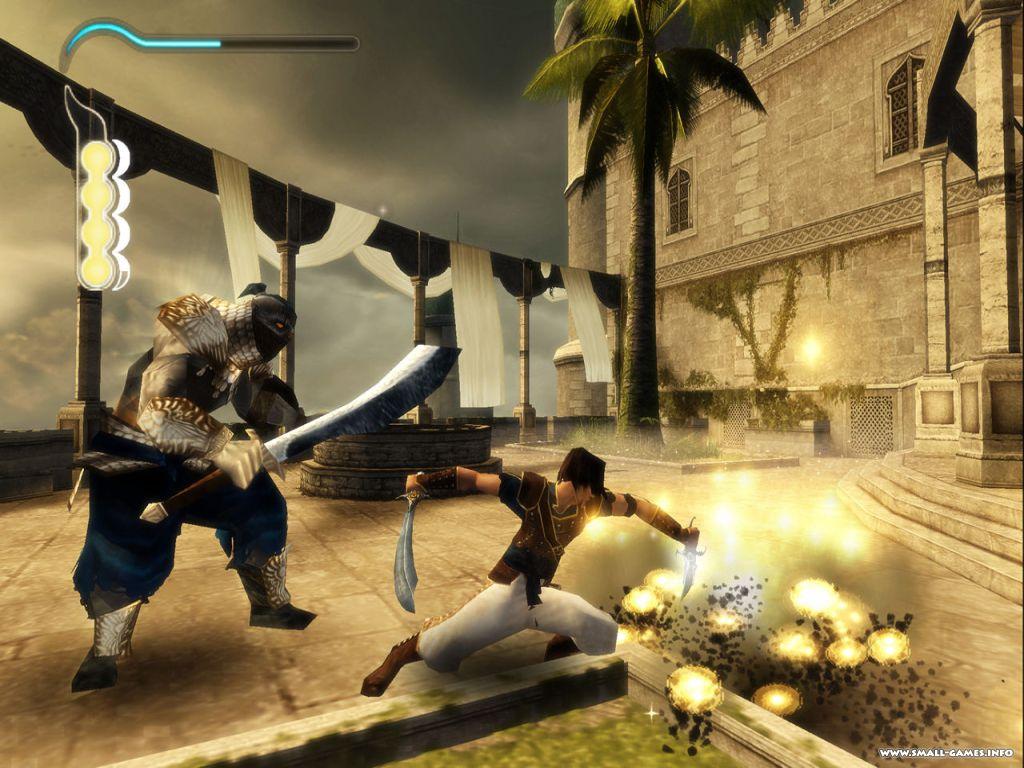 Prince Of Persia пески времени скачать игру - фото 9
