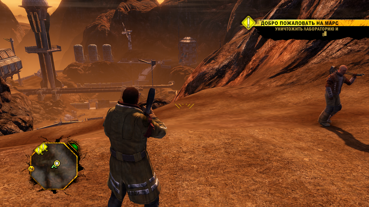 Red faction guerrilla samanya mod xxx gallery