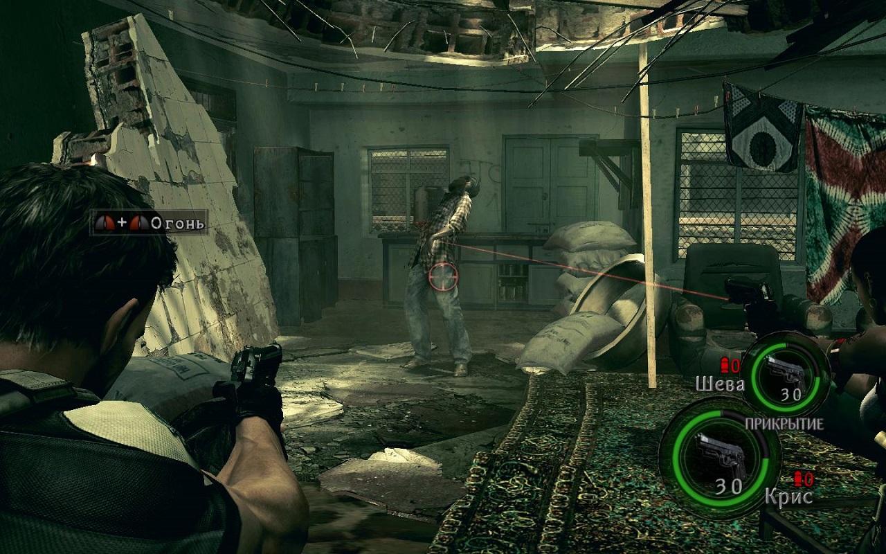 Resident evil 5 rus скачать торрент