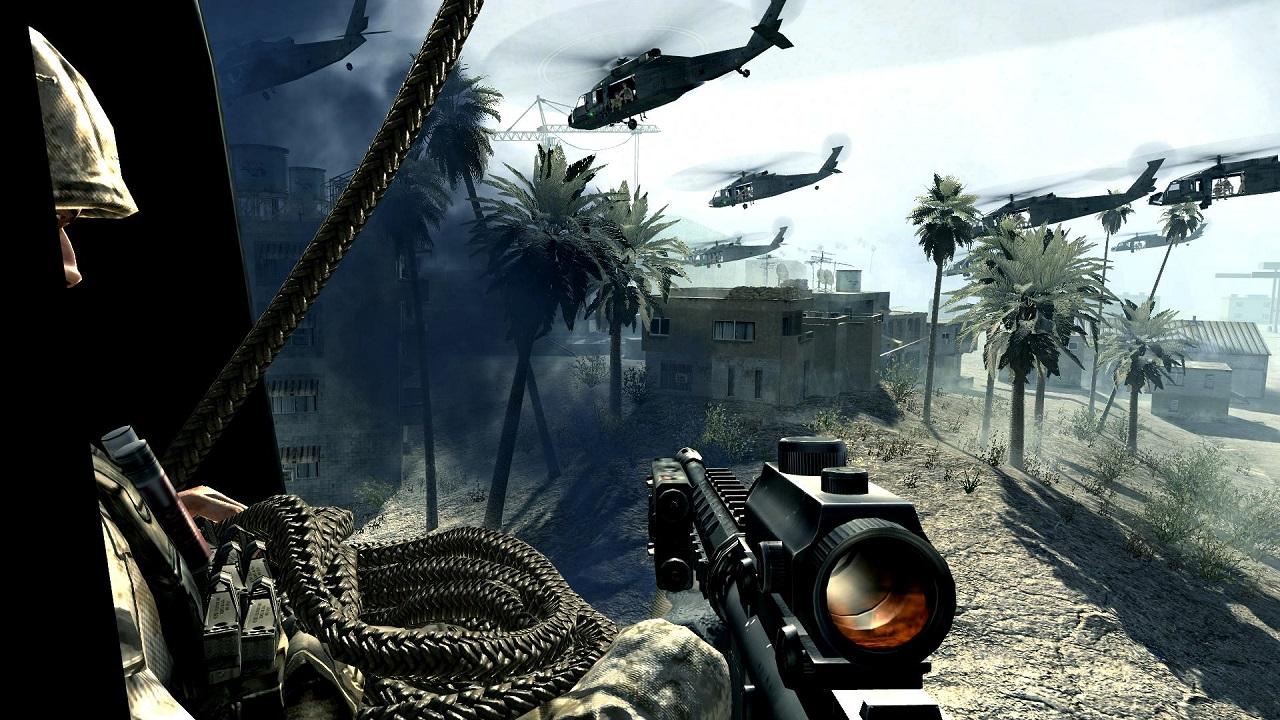 Call of duty 4 modern warfare cheats ps3