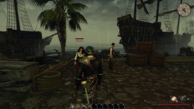 Risen 2: Dark Waters