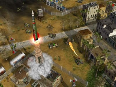 Command and Conquer: Generals