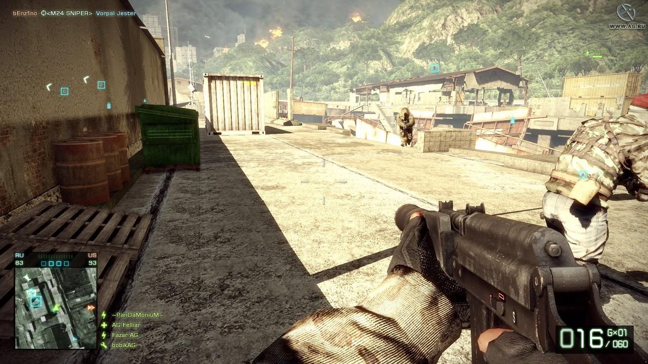скачать игру battlefield bad company 3 через торрент