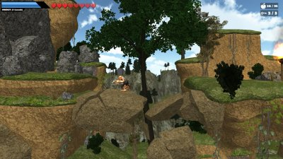 Caveman World: Mountains of Unga Boonga