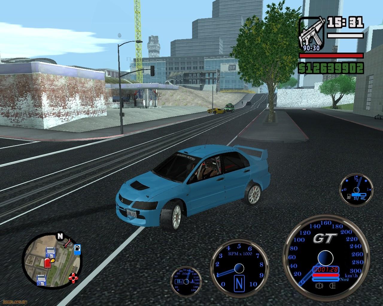 Gta San Andreas Super Cars скачать торрент