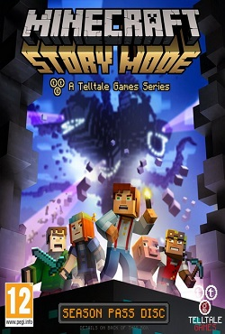 Minecraft: Story Mode. Episode 1-8