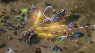 Ashes of the Singularity (2016)