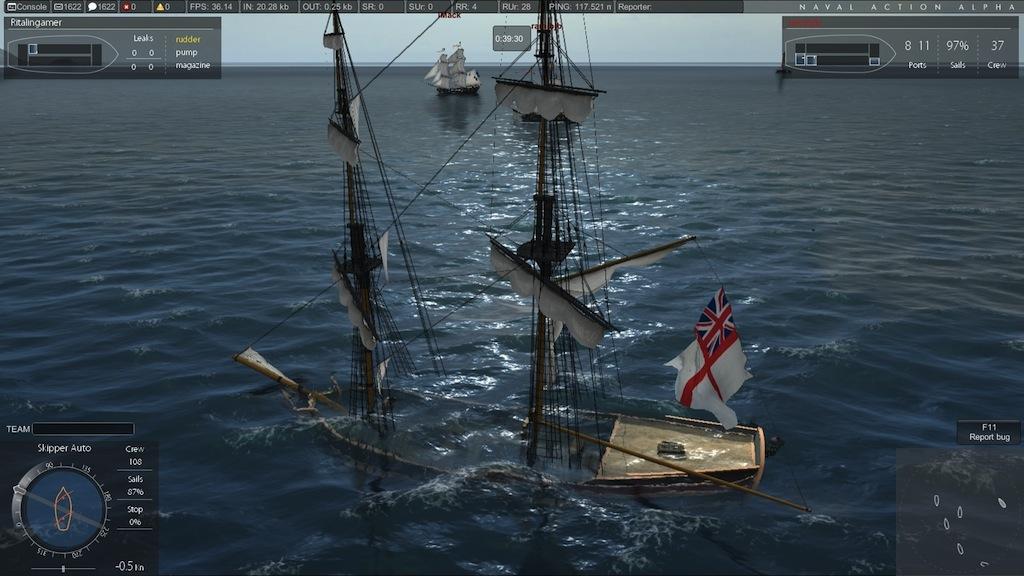 Naval Action скачать игру - фото 10
