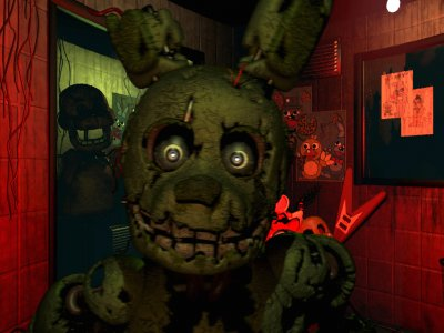 Five Nights at Freddy�s 3