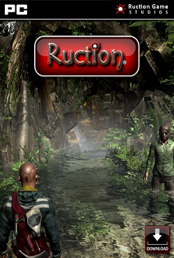 Ruction: The Golden Tablet