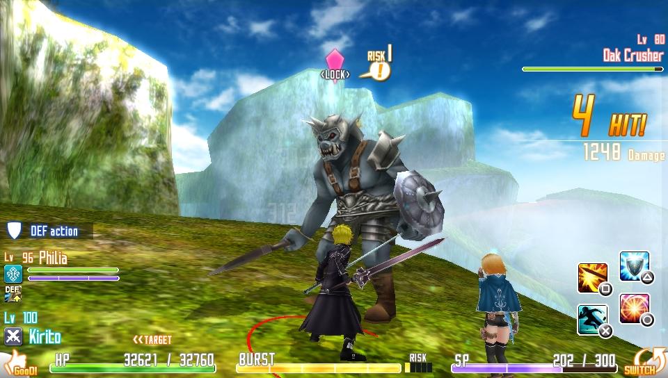 Игра Sword Art Online Скачать Торрент На Пк img-1