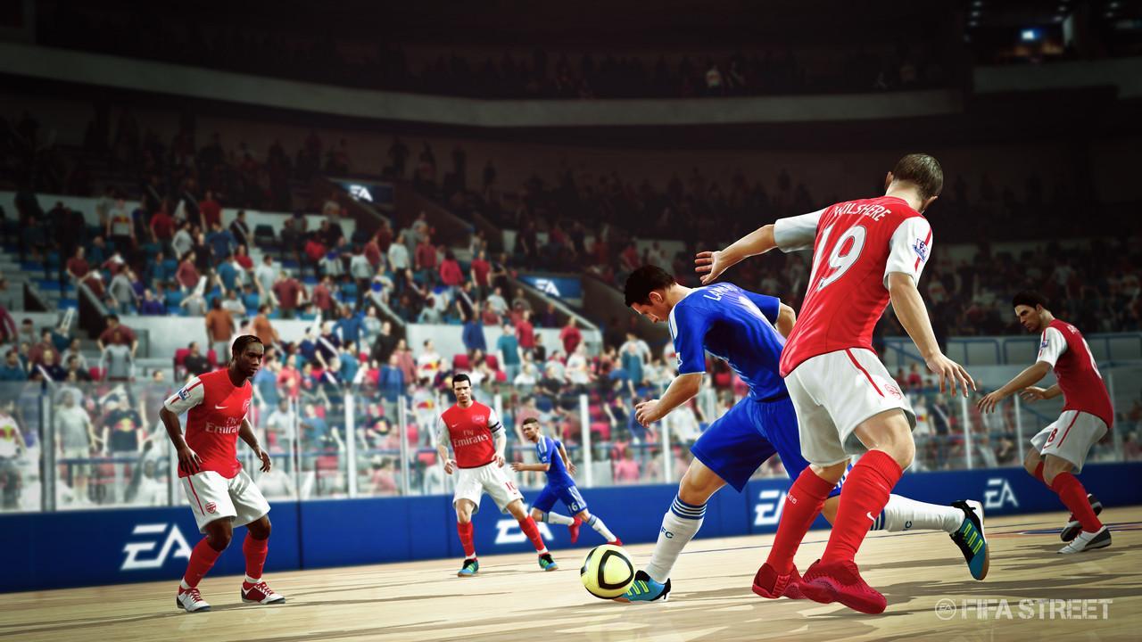 Fifa street ps3 games torrents.