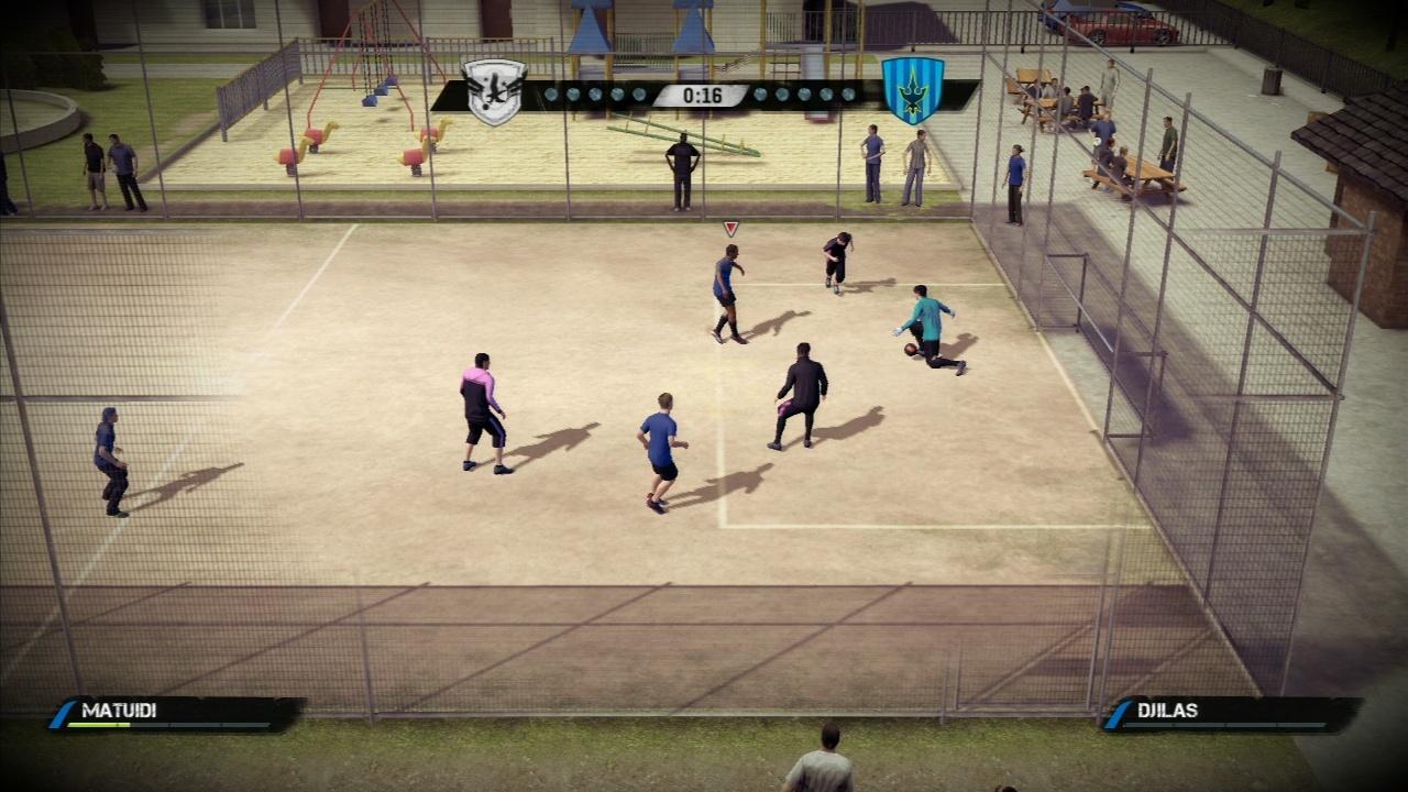 Скачать уличный футбол на компьютер бесплатно
