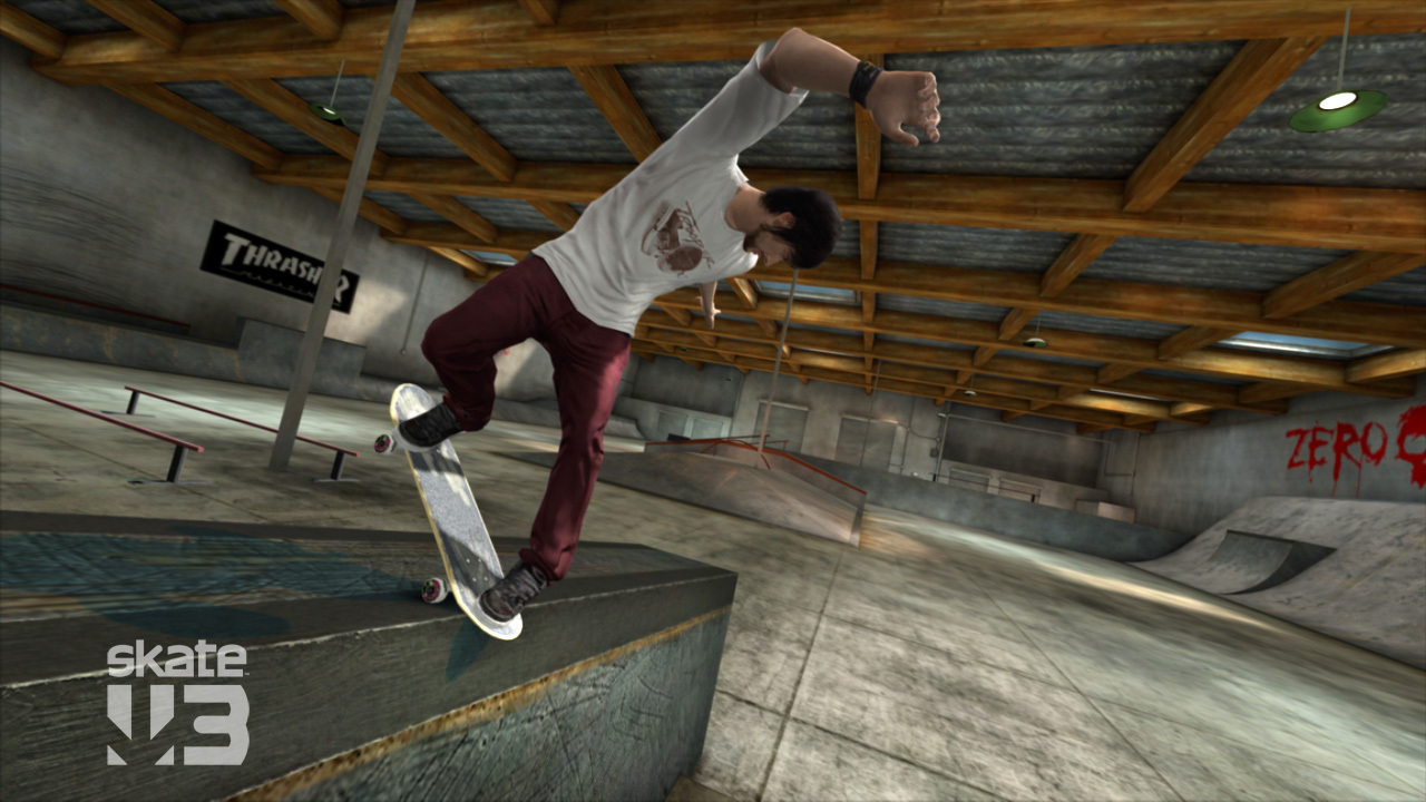 Скачать игру skate 3 на пк