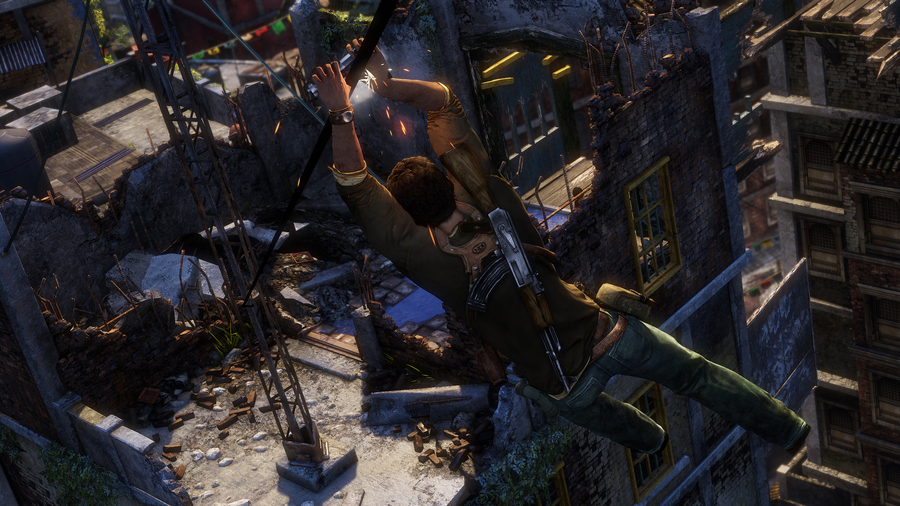 uncharted 2 скачать на пк торрент