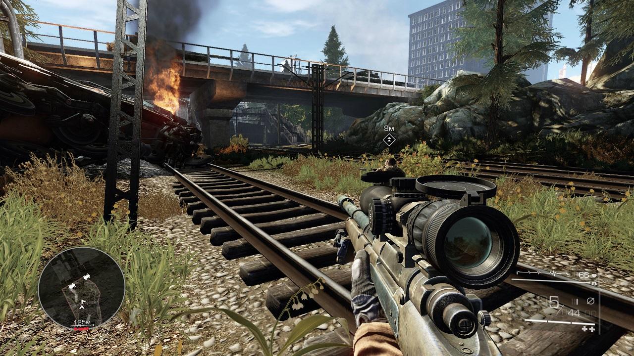 Скачать игры снайпер через торрент.