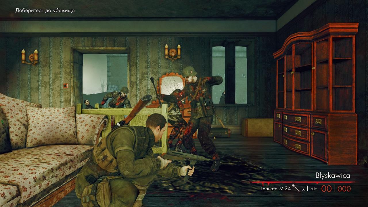 Zombie скачать торрент pc игру на компьютер