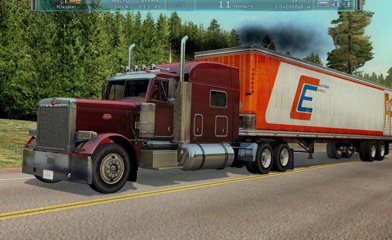 Скачать симуляторы про дальнобойщиков через торрент