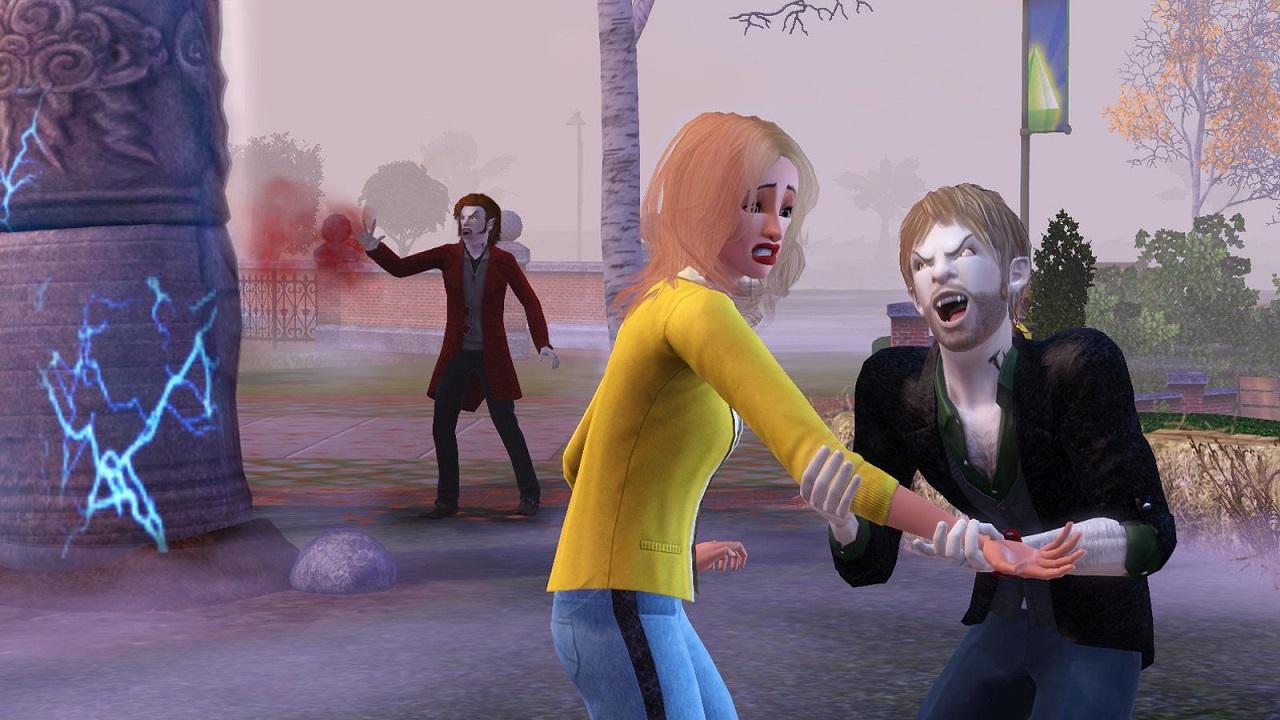 The sims 3 supernatural (сверхъестественное) скачать торрент бесплатно.