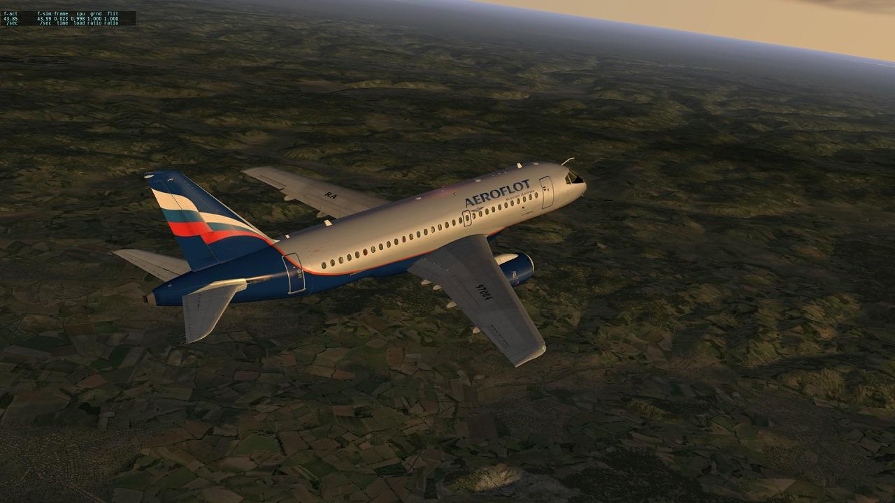 Скачать с торрента симулятор гражданских самолетов