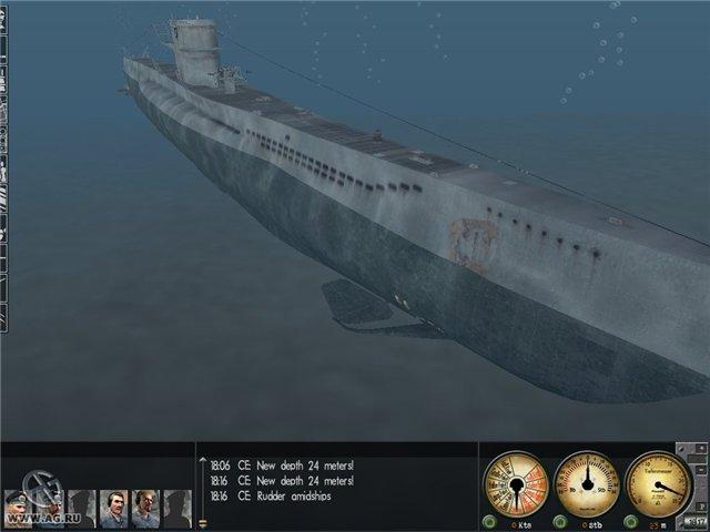 моды для симуляторов подводных лодок
