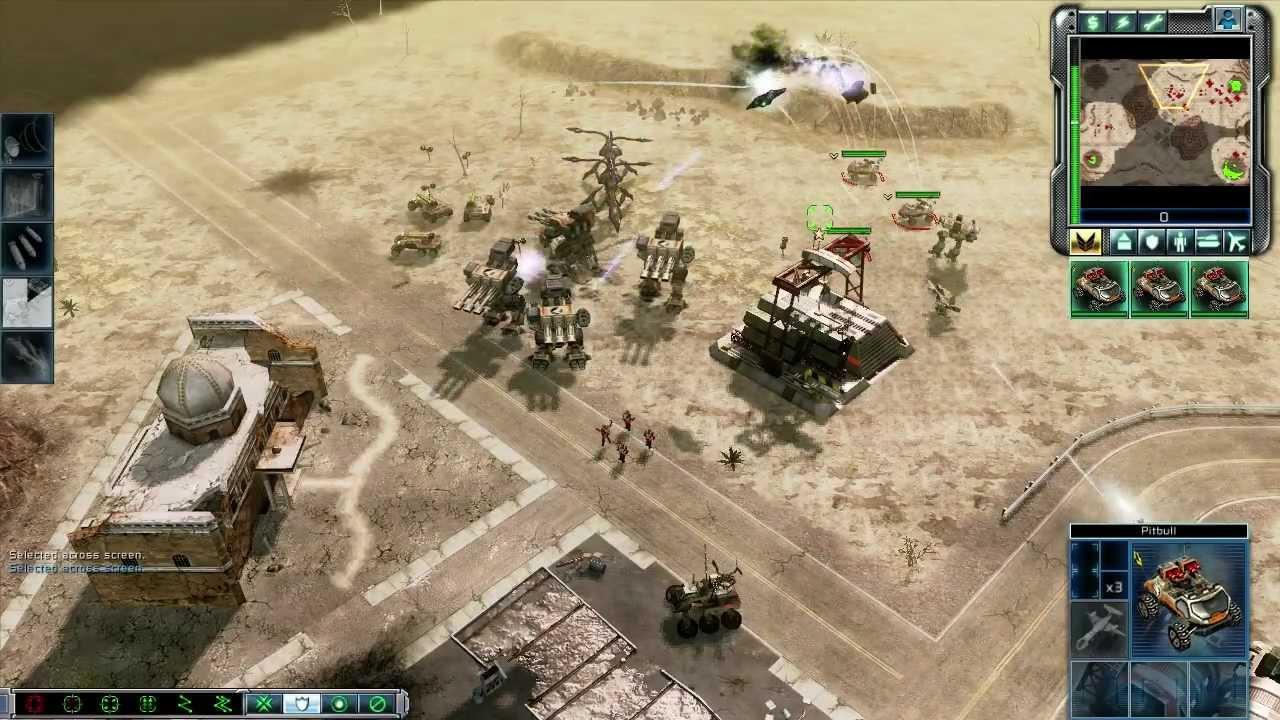 Скачать на пк command conquer 3