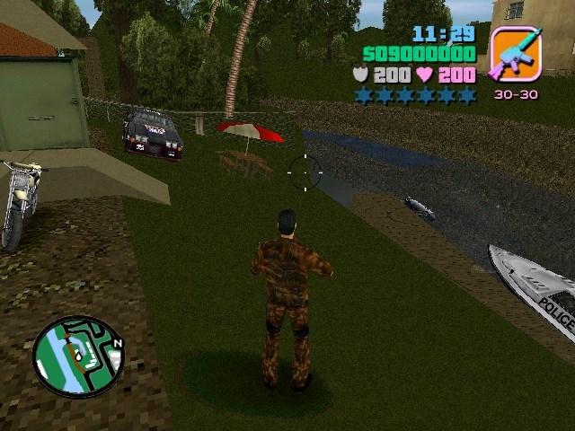 скачать игру Gta Vice City ментовский беспредел через торрент - фото 8