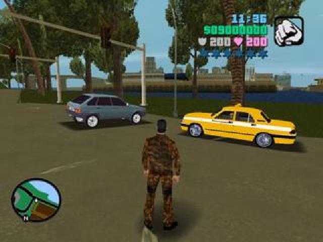 скачать игру Gta Vice City ментовский беспредел через торрент - фото 2