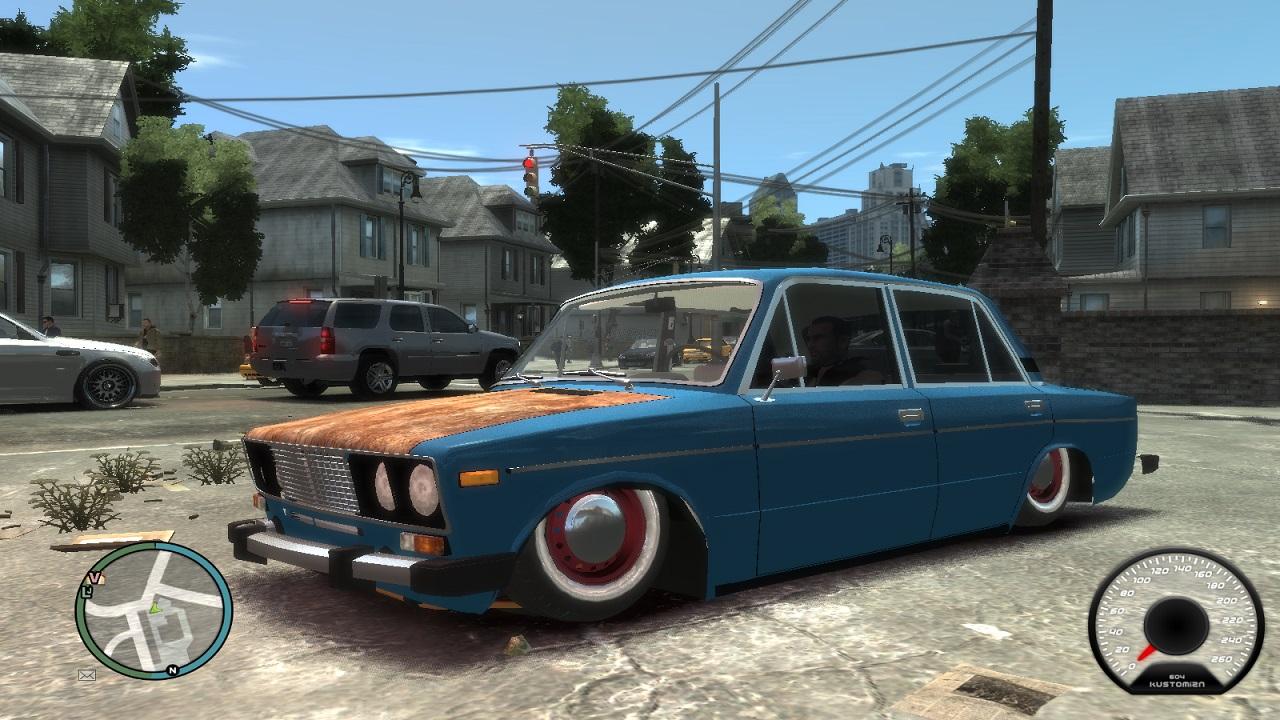 Скачать GTA 4 с Установленными Модами