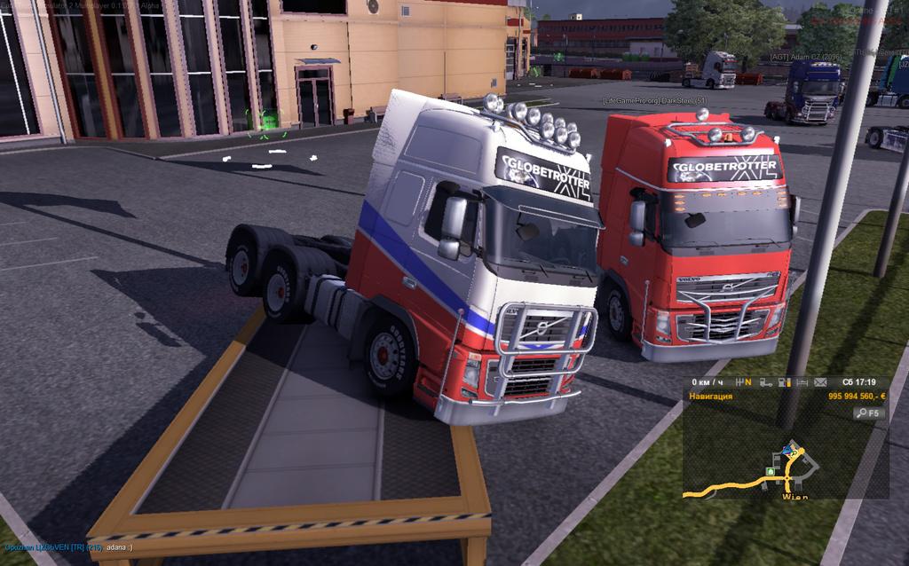 Скачать Евро Трек Симулятор 2 Мультиплеер На Компьютер - фото 2