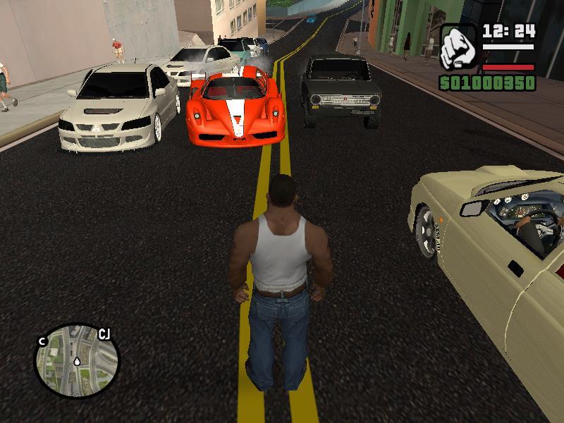 скачать игру Gta San Andreas дагестан 2 - фото 5