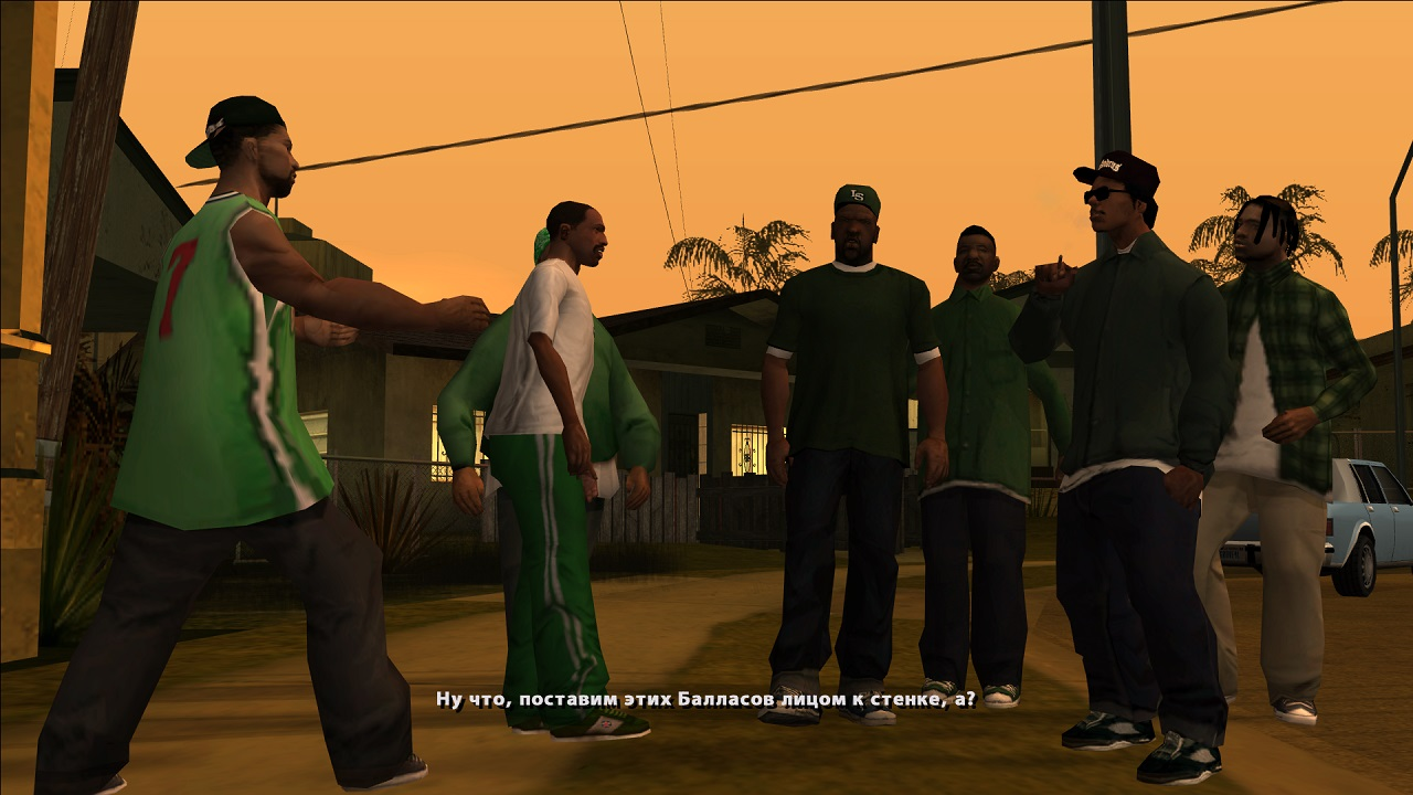 Grand theft auto: san andreas remastered usa 2015 rus eng