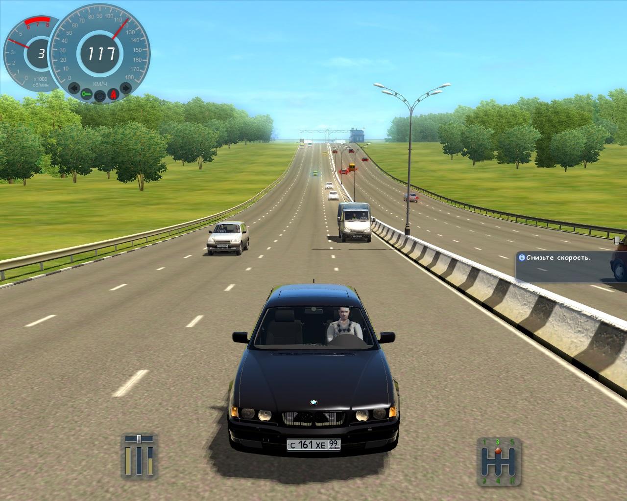 Скачать симулятор вождения на машинах торрент