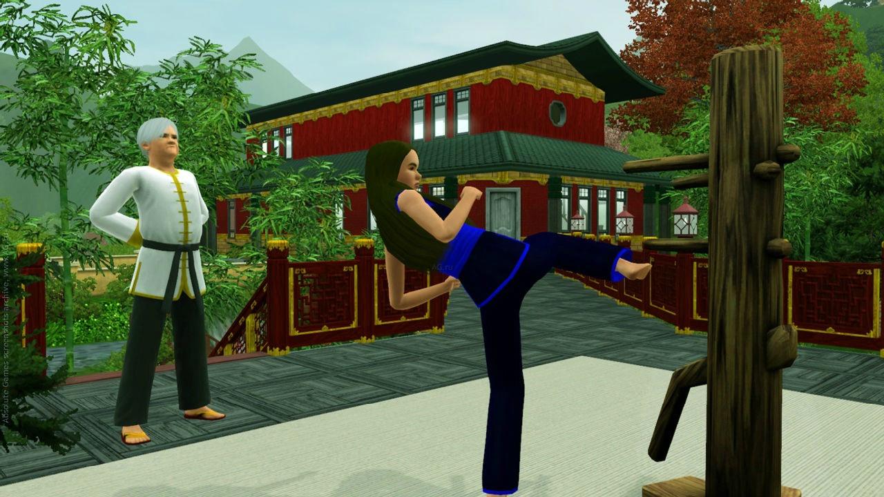 Sims 3 с модами скачать торрент