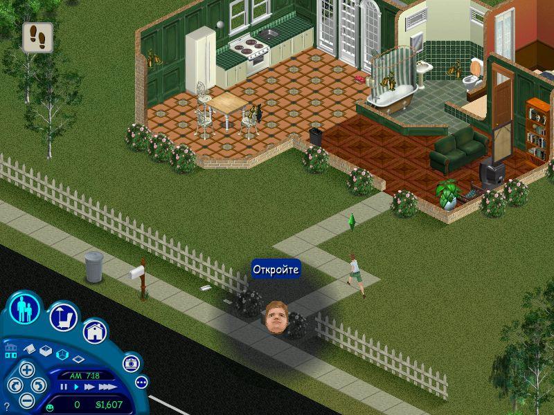 симс 1 скачать бесплатно игру на компьютер через торрент