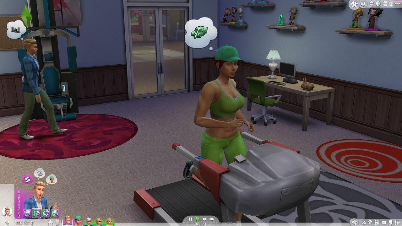 Скачать sims 4 на компьютер от механиков