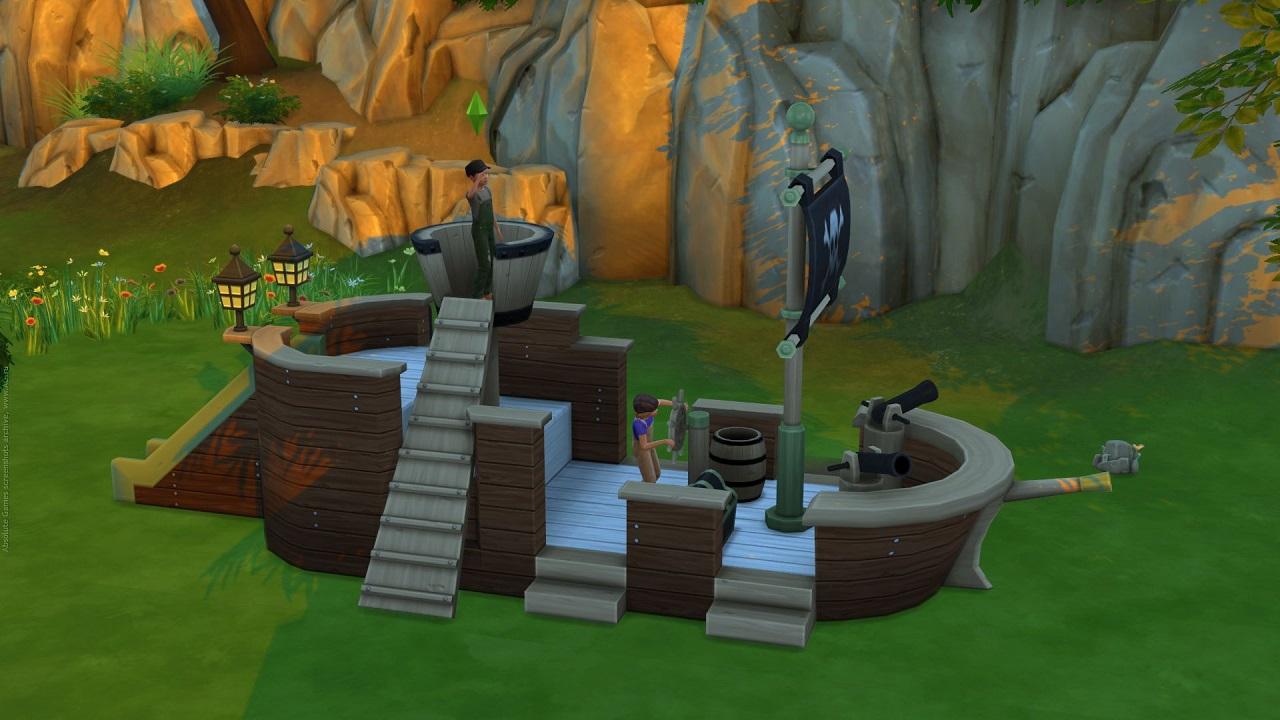 Sims 4 на работу скачать торрент механики