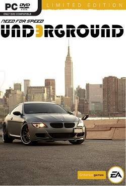 Need For Speed Underground 3