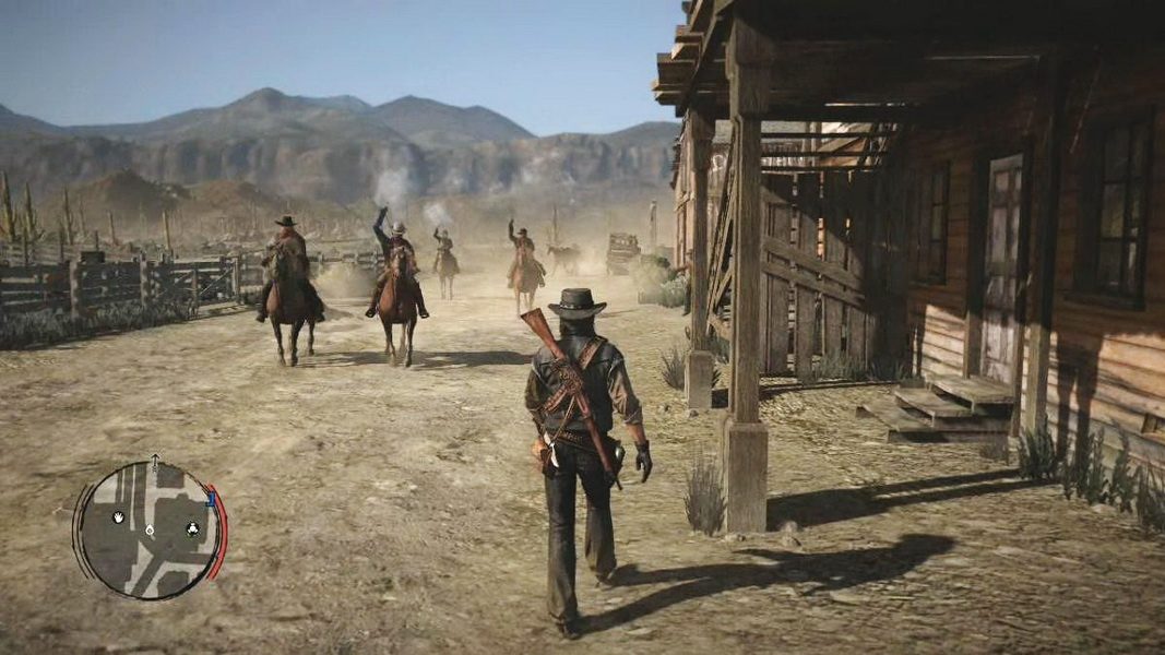red dead redemption 2 - photo #2